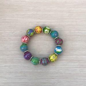 Angela Moore Classic Bead Bracelet